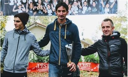 Mickael VOIRPY remporte le trail!